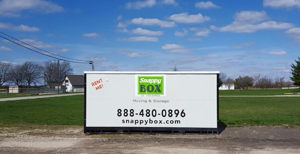 portable self storage containers
